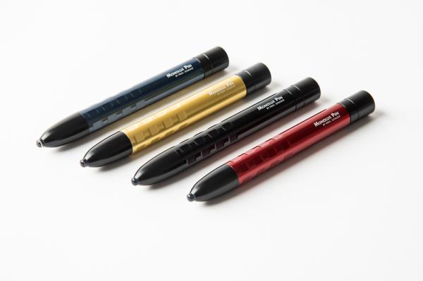 Monolux Pens in verschiedenen Farben